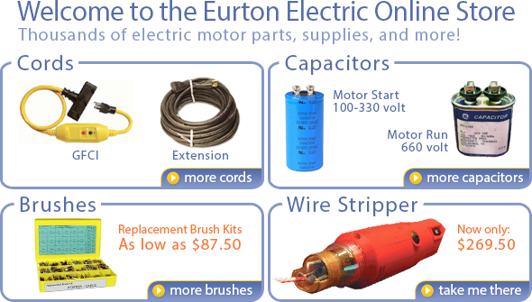 Welcome to the Eurton Electric Onlie Store