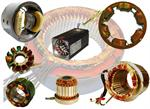 Stators, Field Coils and Specialty Coils,  Winding and Rewinding