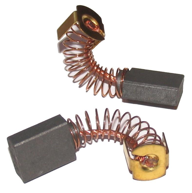 """Electric Motor Brush Repair Kit: .25"""" X .56"""" X .68"""" BRUSH 757"""