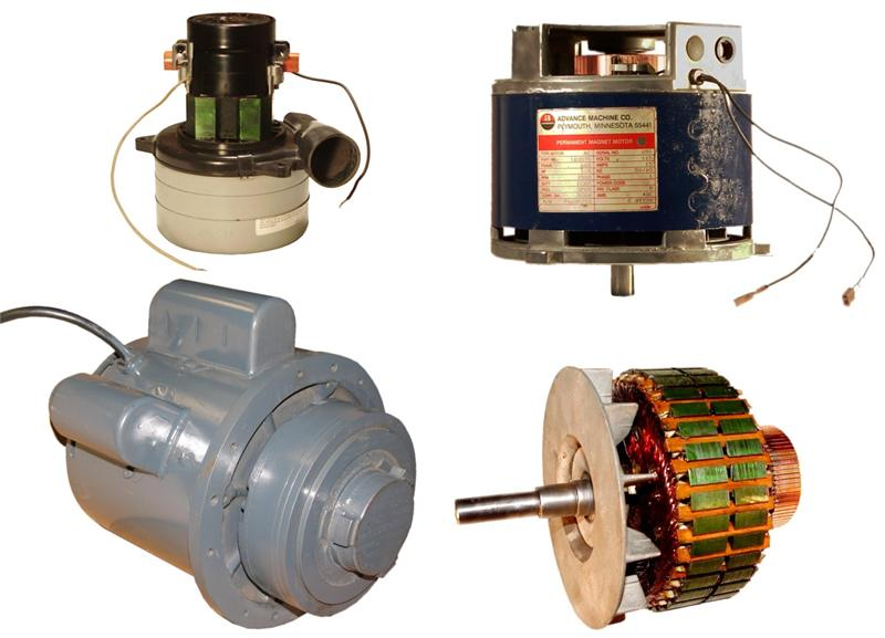 Advance floor machine motor repair for Electric motor rewind prices
