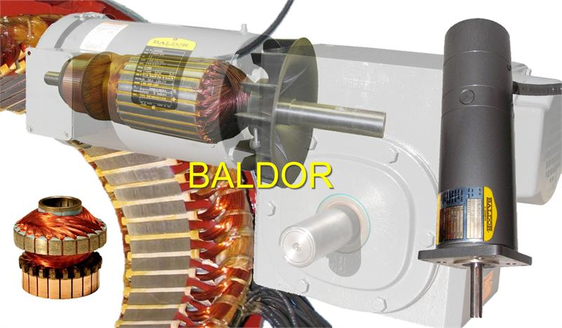 Baldor Motor Repair And Rewind