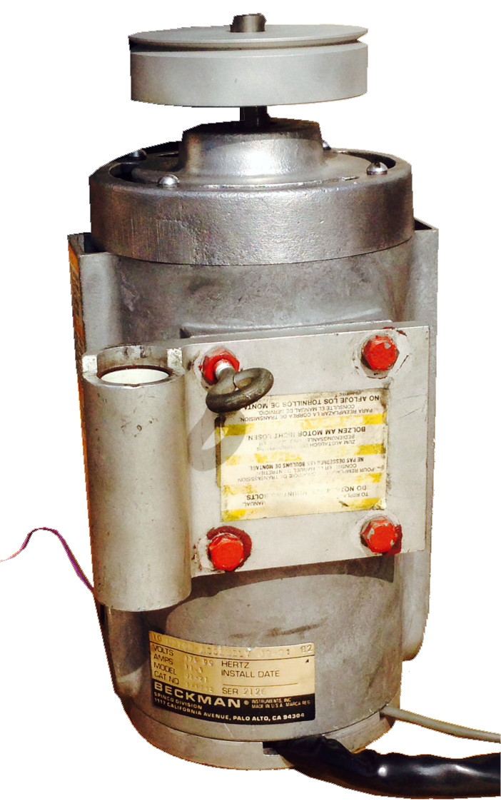 Beckman J2 21 B2 Centrifuge Motor