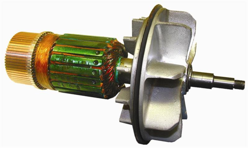 American b2 10111a armature rewind for Electric motor rewind prices