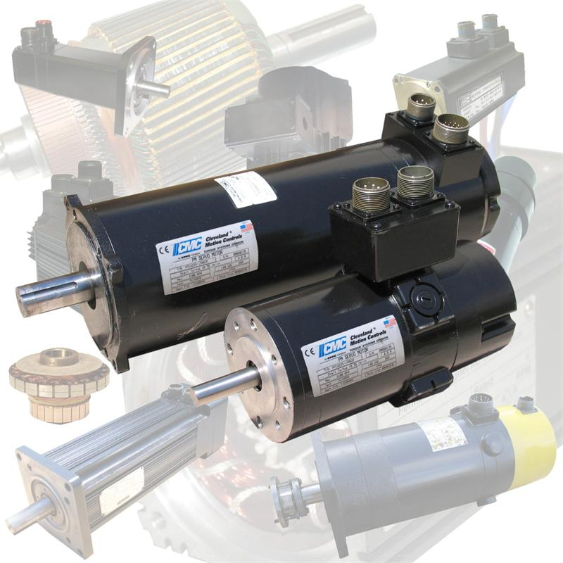 Cleveland machine controls motor repair and rewind for Electric motor rewind prices