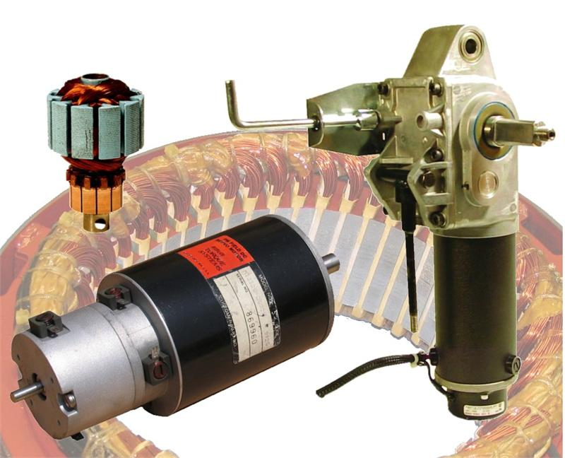 Electrocraft motor repair and rewind for Electric motor rewind prices