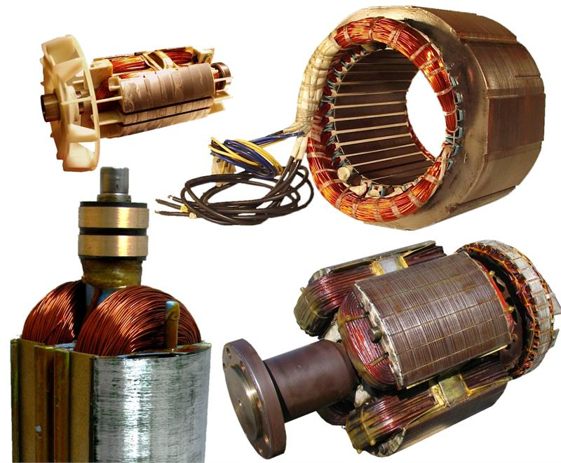 Gererac Generator Rewinding