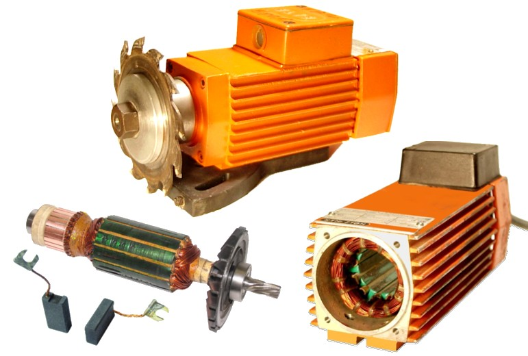 Holzher Motor Repair And Rewind