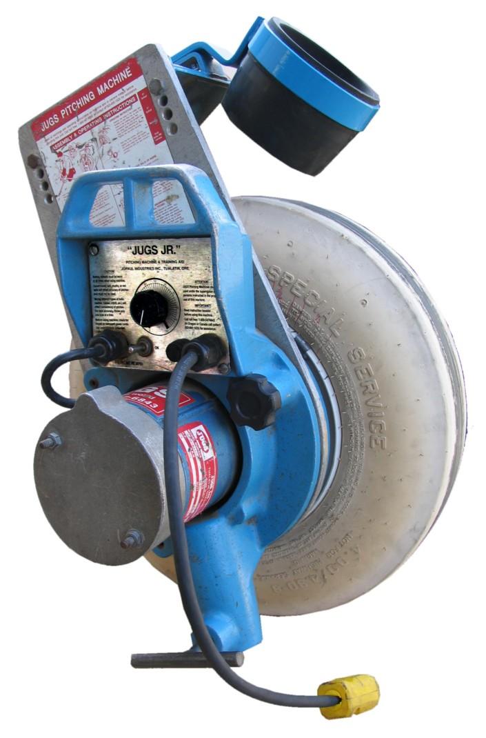 pitching machine repair