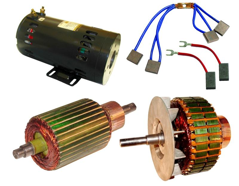 Ohio electric motor repair and rewind for Electric motor rewind prices