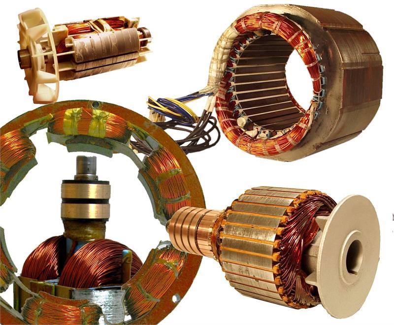 Winpower Generator Motor Rewinding