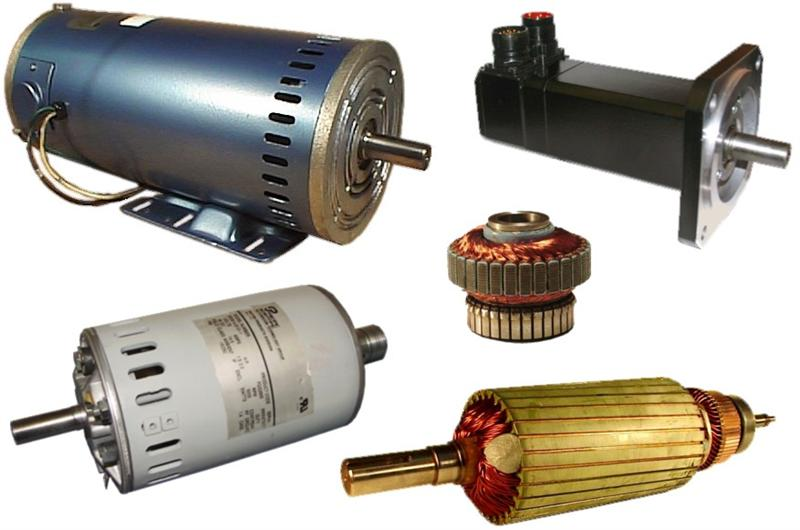 Pacific scientific motor repair and rewinding for Electric motor rewind prices