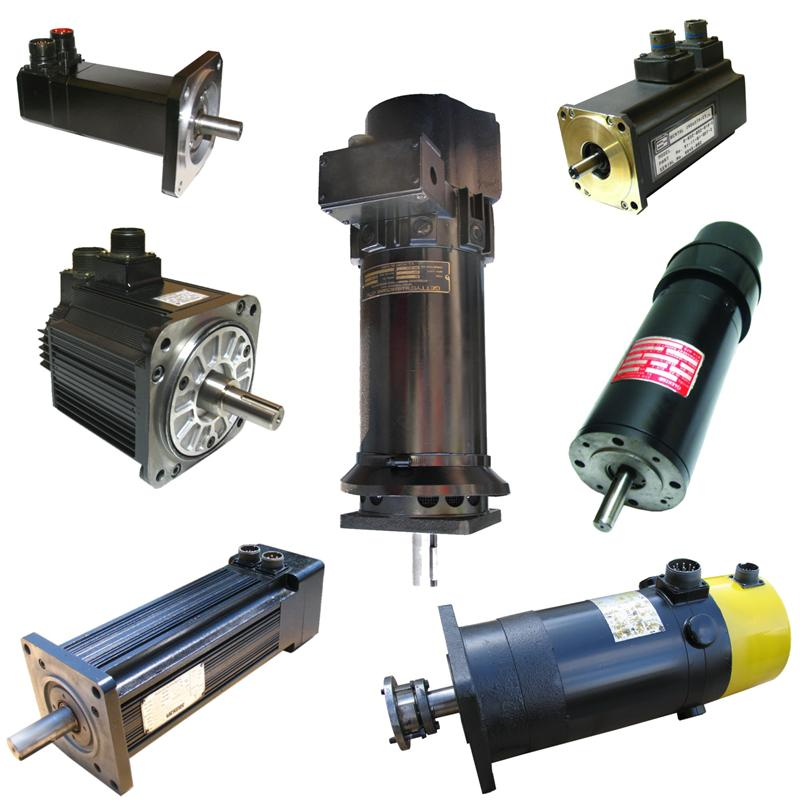 Parker servo motor repair and rewind for Electric motor rewind prices