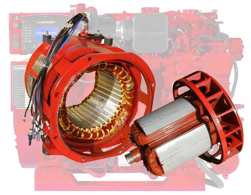 Westerbeke Generator Rewinding