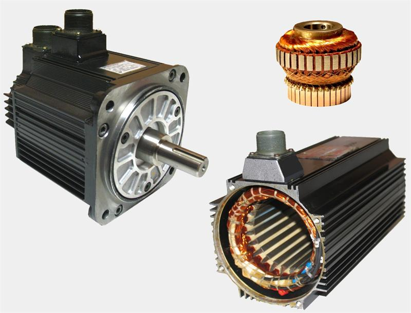 Yaskawa servo motor repair and rewind for Electric motor rewind prices