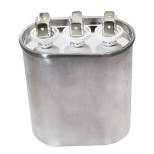 30 4uf 370 volt oval dual run capacitor