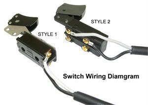 kama band saw wiring diagram power tool switch 8307k2 no lock  power tool switch 8307k2 no lock
