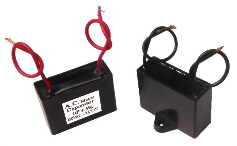 Cbb61 22 2uf 450 Volt Motor Start Capacitor